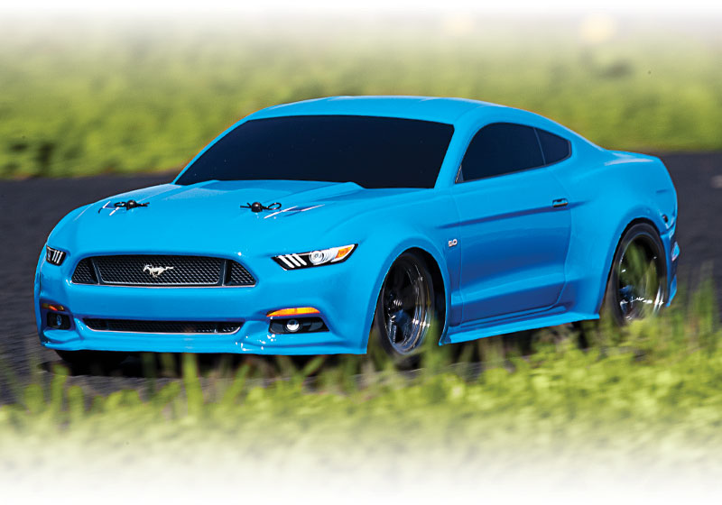 Traxxas 4Tec Mustang GT picture
