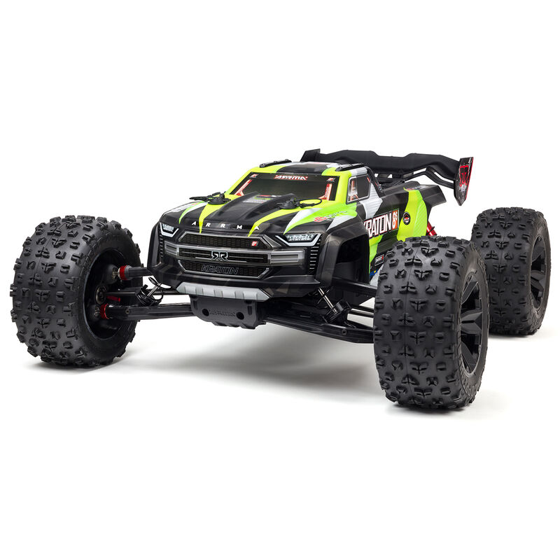1/5 KRATON 4X4 8S BLX Brushless Speed Monster Truck RTR picture