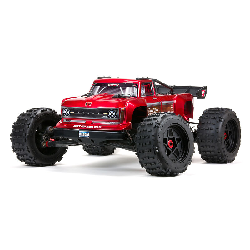 OUTCAST 4X4 8S BLX 1/5th Stunt Truck RTR picture